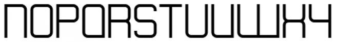 Theo Ballmer Wide Medium Font UPPERCASE