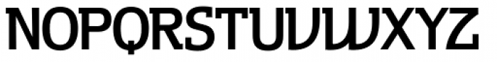 Theorem Font UPPERCASE