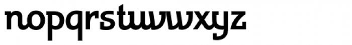 Theorem Font LOWERCASE