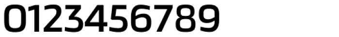 Thicker Medium Upright Font OTHER CHARS