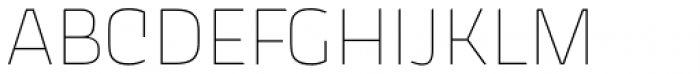 Thicker Thicker Variable Italic Font UPPERCASE