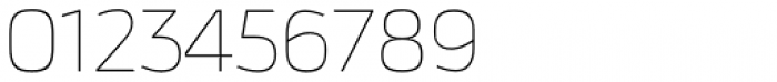 Thicker Thin Upright Font OTHER CHARS