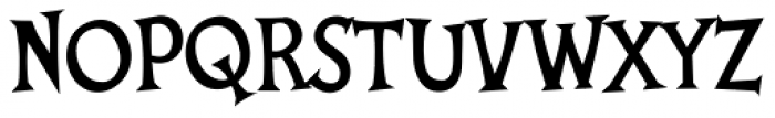 Thingamajig Font UPPERCASE