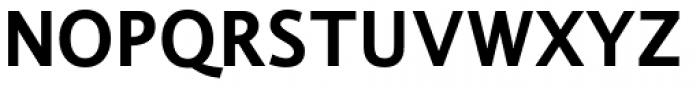 Thordis Sans EF Bold SC Font UPPERCASE