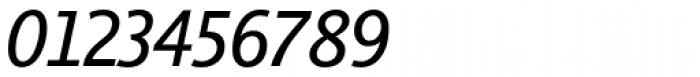 Thordis Sans EF Italic Font OTHER CHARS