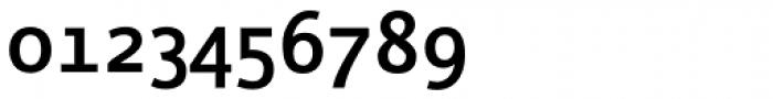 Thordis Sans EF SemiBold SC Font OTHER CHARS