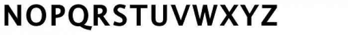 Thordis Sans EF SemiBold SC Font LOWERCASE