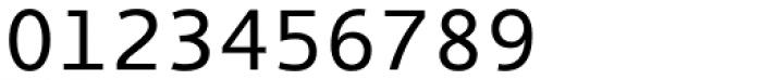 Thordis Sans Mono EF Font OTHER CHARS