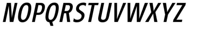 Threepoints West Italic Font UPPERCASE