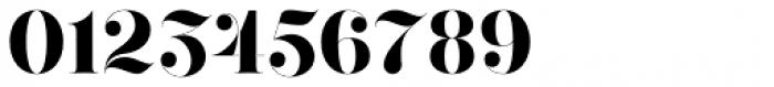 Thrift Regular Font OTHER CHARS