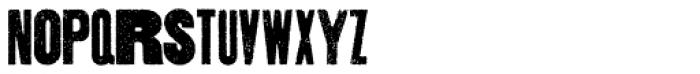 Thunderhouse Font LOWERCASE