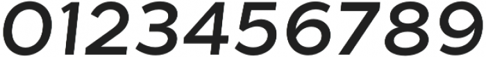 Tide Sans 400 Lil Dude Italic otf (400) Font OTHER CHARS