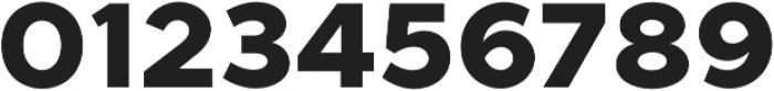 Tide Sans 600 Bunny otf (600) Font OTHER CHARS