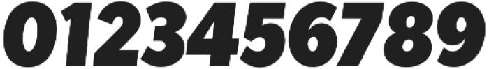 Tide Sans Cond 700 Mondo Italic otf (700) Font OTHER CHARS