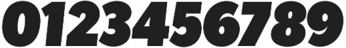 Tide Sans Cond 800 Kahuna Italic otf (800) Font OTHER CHARS