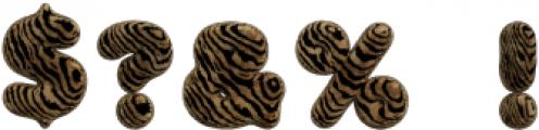Tiger Regular otf (400) Font OTHER CHARS