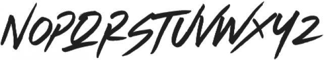 Tiger Walk ttf (400) Font UPPERCASE
