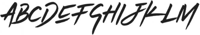 Tiger Walk ttf (400) Font LOWERCASE