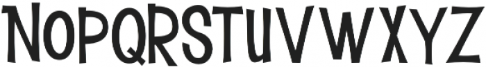Tiki Tiki Festival Script otf (400) Font UPPERCASE
