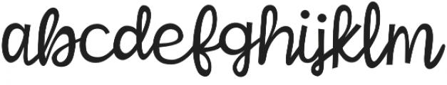 Tiki Tiki Festival Script otf (400) Font LOWERCASE