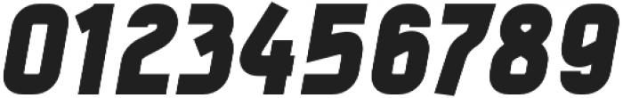 Tilda Heavy Italic otf (800) Font OTHER CHARS