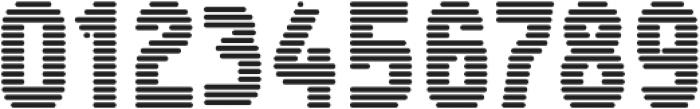 Tilda Heavy Lines otf (800) Font OTHER CHARS