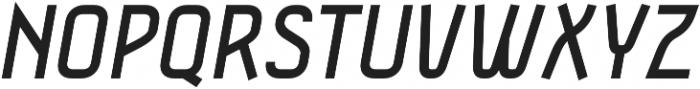 Tilda Italic otf (400) Font UPPERCASE