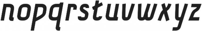 Tilda Italic otf (400) Font LOWERCASE
