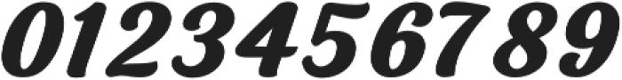 Tilda Script Bold otf (700) Font OTHER CHARS
