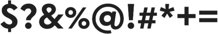 Tilt otf (700) Font OTHER CHARS