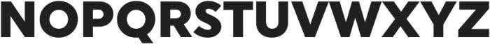 Tilt otf (900) Font UPPERCASE