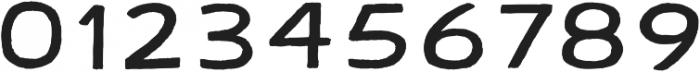 Time Warp ttf (400) Font OTHER CHARS
