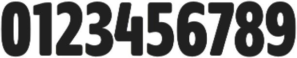 Timeout Sans otf (400) Font OTHER CHARS