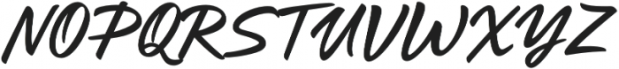 Timeout otf (400) Font UPPERCASE