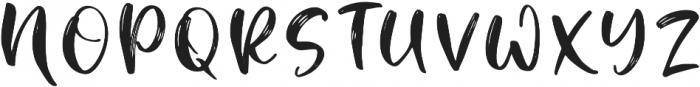 Tiny Love script otf (400) Font UPPERCASE