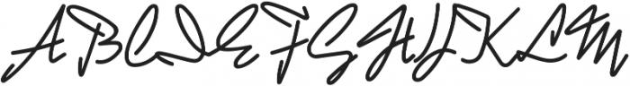 Tipsy ttf (400) Font UPPERCASE