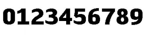 Tilden Sans Black Font OTHER CHARS