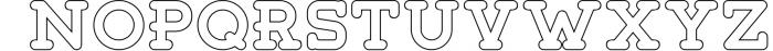 Tigreal Font Family BONUS Illustrations 1 Font UPPERCASE