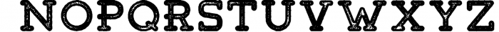 Tigreal Font Family BONUS Illustrations 3 Font UPPERCASE