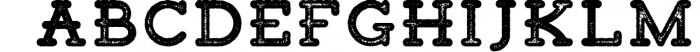 Tigreal Font Family BONUS Illustrations 3 Font LOWERCASE