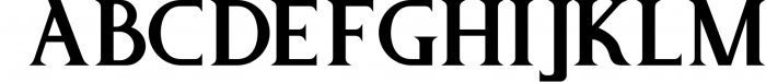 Tintri Pure - Script and Serif Font LOWERCASE