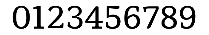 Tienne Regular Font OTHER CHARS