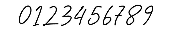 Tiffany Script Font OTHER CHARS