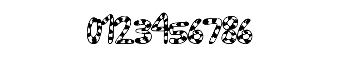 TigerTails Font OTHER CHARS