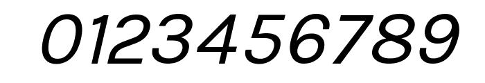 TikusPutih-italic Font OTHER CHARS