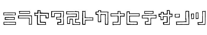 TimberKT Font LOWERCASE