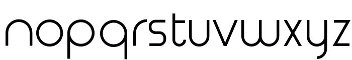 TimeBurner Font LOWERCASE