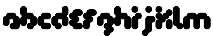 Timecode Font LOWERCASE
