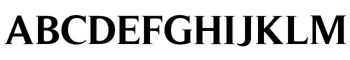 Timeless-Bold Font UPPERCASE