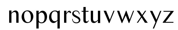 Times Sans Serif Font LOWERCASE